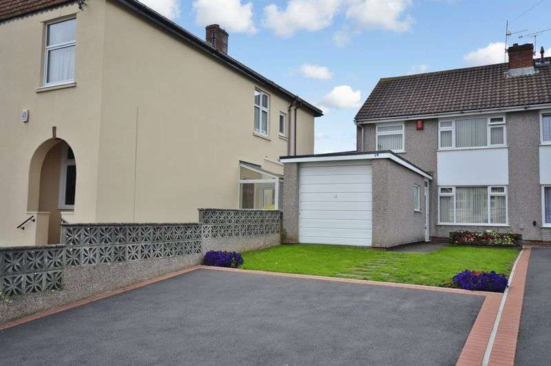 3 Bedrooms Semi Detached House for sale in Grange Road, Bristol