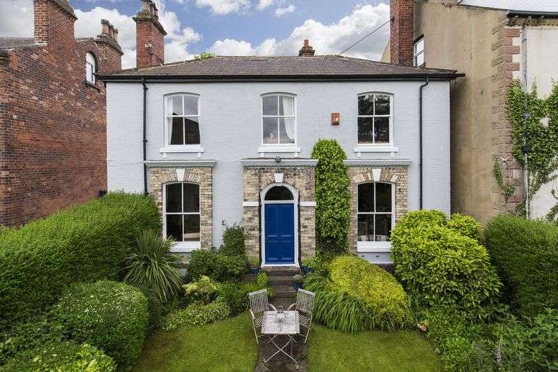 4 Bedrooms Detached House for sale in Victoria Road, Leeds