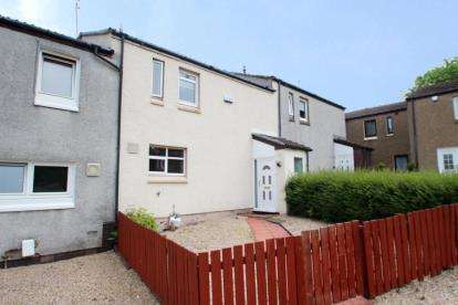 2 Bedrooms Terraced House for sale in Drumnessie Road, Cumbernauld