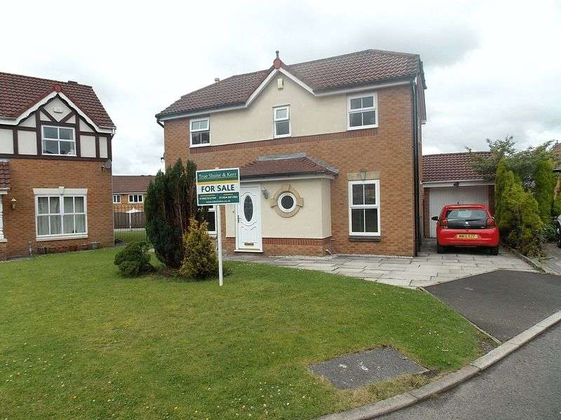 3 Bedrooms Detached House for sale in Winterfield Drive, Bolton