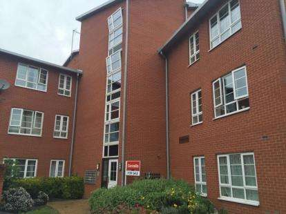 2 Bedrooms Flat for sale in Heron House, Bell Street, Tipton, West Midlands