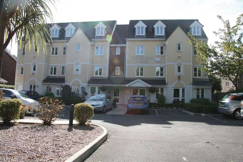 1 Bedroom Retirement Property for sale in Westbourne, Bournemouth, Stevenson Lodge