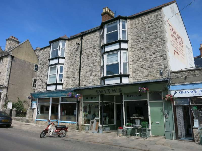 Shop Commercial for sale in HIGH STREET/KINGS ROAD EAST, SWANAGE
