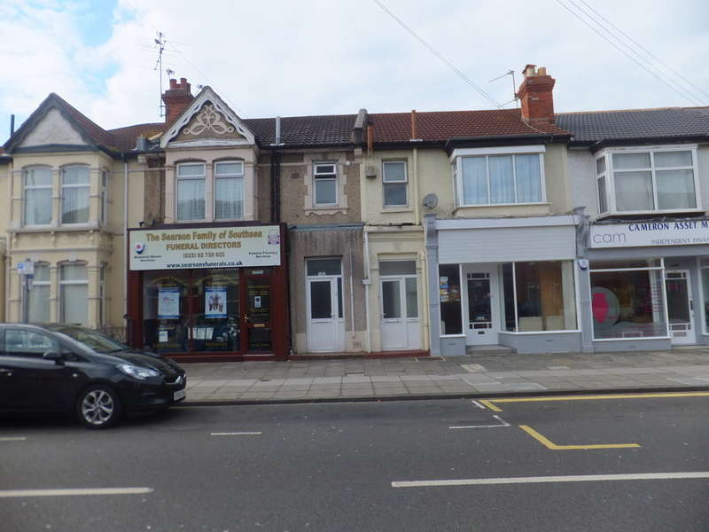 2 Bedrooms Flat for sale in Winter Road, Southsea