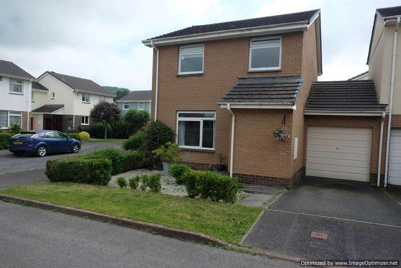 3 Bedrooms Link Detached House for sale in Westaway Close, Pilton, Barnstaple