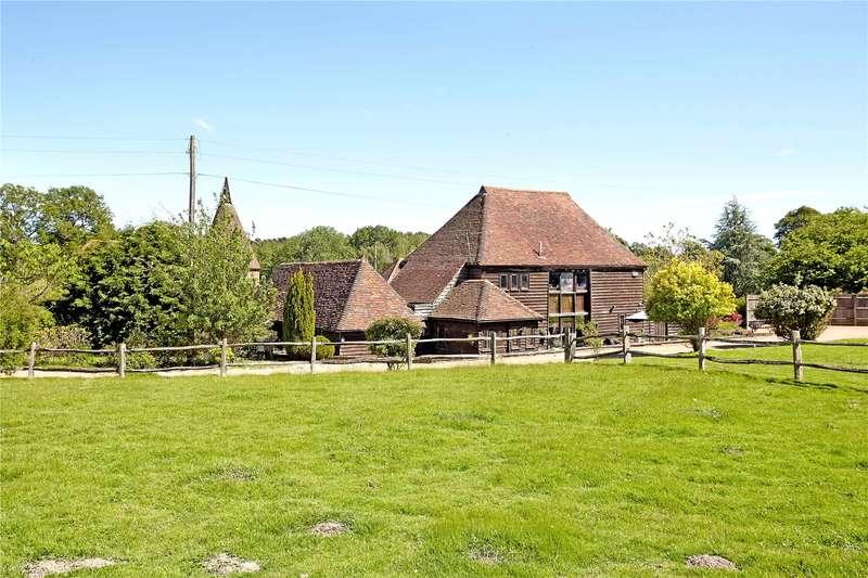 4 Bedrooms Detached House for sale in Bells Yew Green, Tunbridge Wells, East Sussex, TN3