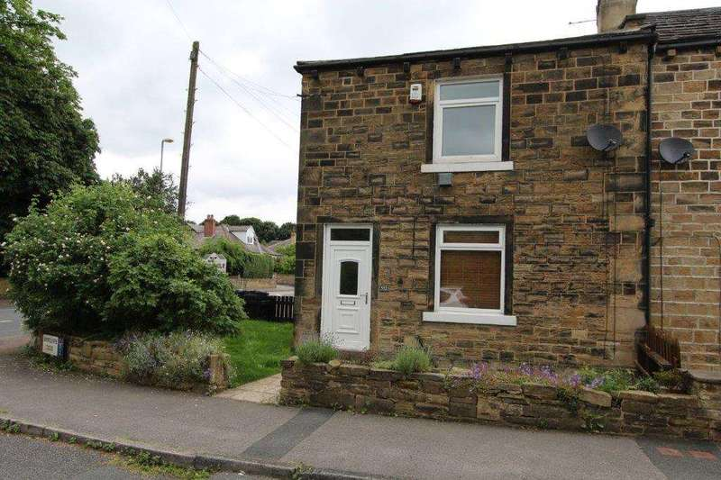2 Bedrooms Terraced House for sale in Bradford Road, Gomersal