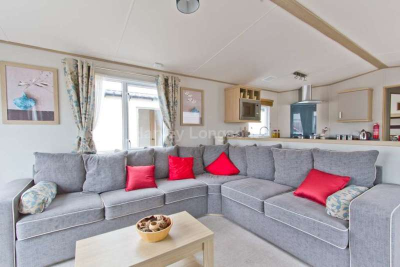3 Bedrooms Mobile Home for sale in Flookburgh, Cumbria