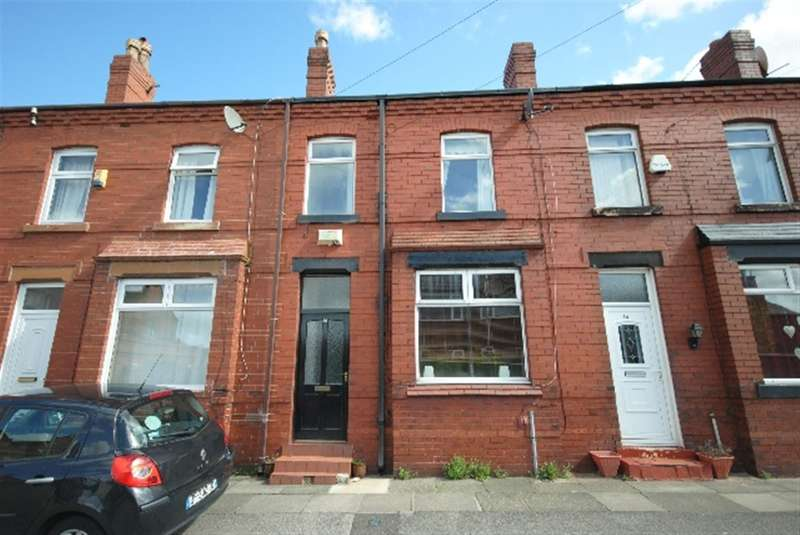 3 Bedrooms Terraced House for sale in Mort Street, Springfield, Wigan, WN6