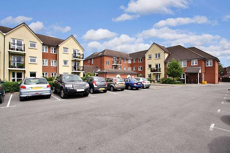 2 Bedrooms Retirement Property for sale in Atkinson Court, Portsmouth, PO6 2HZ