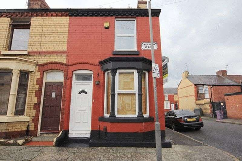 2 Bedrooms Terraced House for sale in Methuen Street, Wavertree, Liverpool, L15