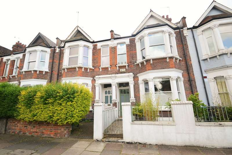 2 Bedrooms Flat for sale in Leghorn Road, London