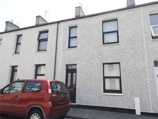 2 Bedrooms Terraced House for sale in Margaret Street, Caernarfon, Gwynedd