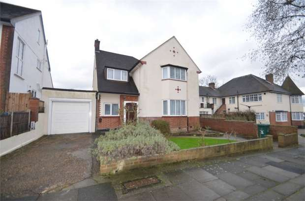 4 Bedrooms Detached House for sale in Bittacy Park Avenue, Mill Hill