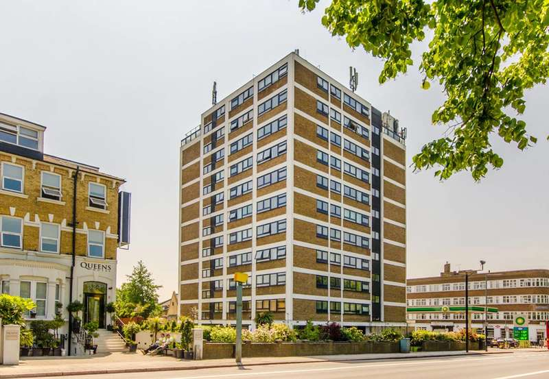 1 Bedroom Flat for sale in Seven Sisters Road, Finsbury Park, N4