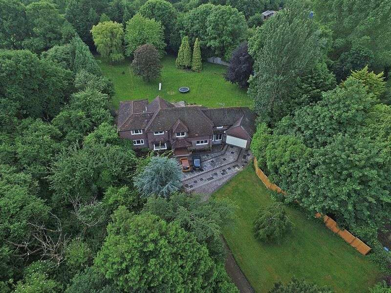 6 Bedrooms Detached House for sale in Botley Road, Swanwick
