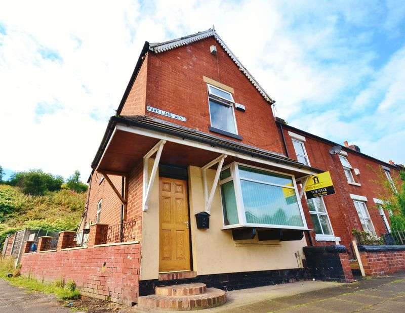 3 Bedrooms Terraced House for sale in Park Lane West, Swinton
