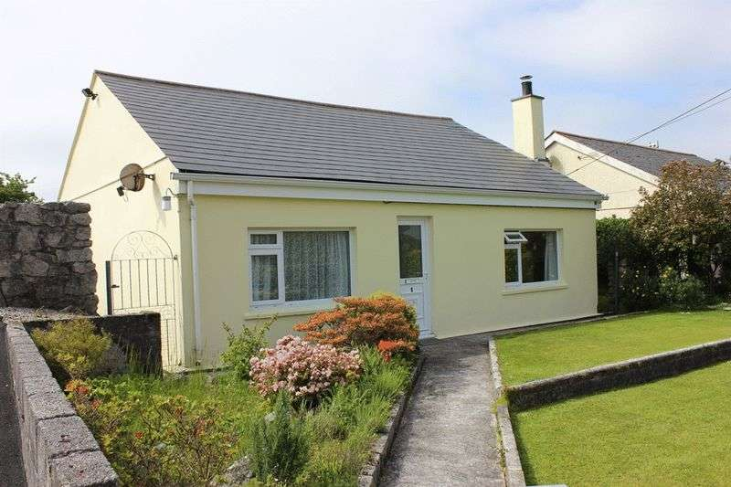 3 Bedrooms Detached Bungalow for sale in Drummers Hill, St. Austell