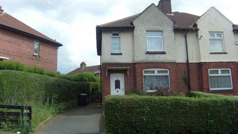 3 Bedrooms Semi Detached House for sale in Ravens Avenue, Dewsbury