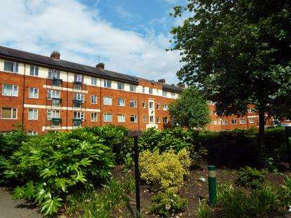 2 Bedrooms Flat for sale in Melmerby Court, Eccles New Road, Salford, Greater Manchester
