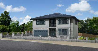 5 Bedrooms Detached House for sale in Peel Road, Thorntonhall