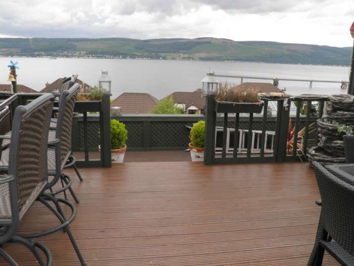 4 Bedrooms Detached House for sale in Castle Wemyss Drive, Wemyss Bay