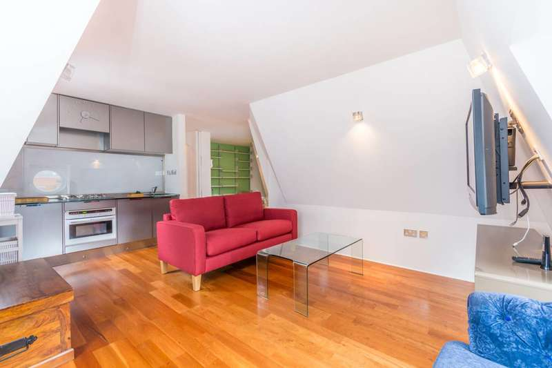 1 Bedroom Flat for sale in Bloomfield Court, Mayfair, W1K
