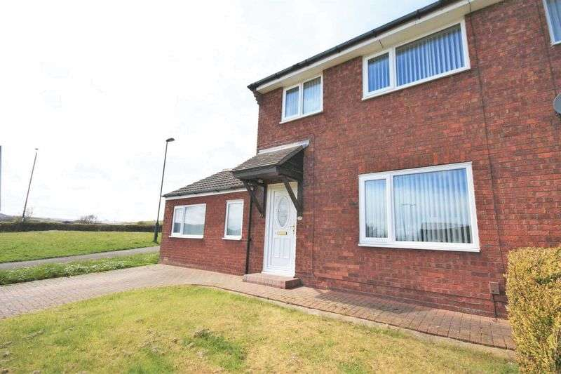 4 Bedrooms Semi Detached House for sale in Glastonbury Road, Skelton In Cleveland ***WITH MEDIA TOUR***