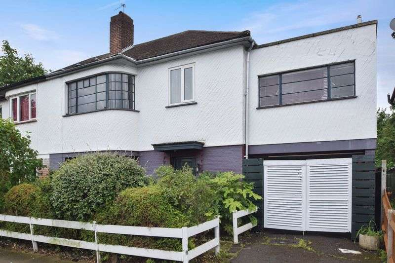 4 Bedrooms Semi Detached House for sale in St Julians Farm Road, London