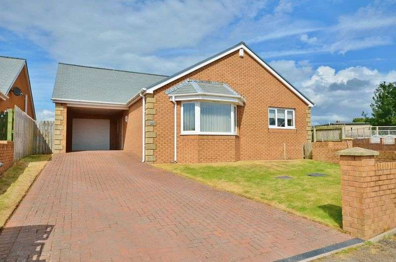 3 Bedrooms Detached House for sale in Eleanors Way, Cleator Moor