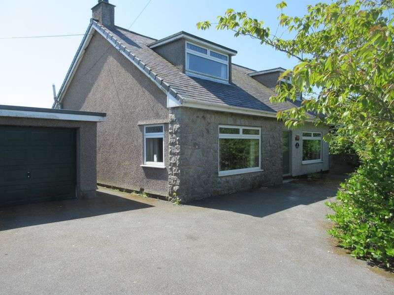 4 Bedrooms Property for sale in Penysarn