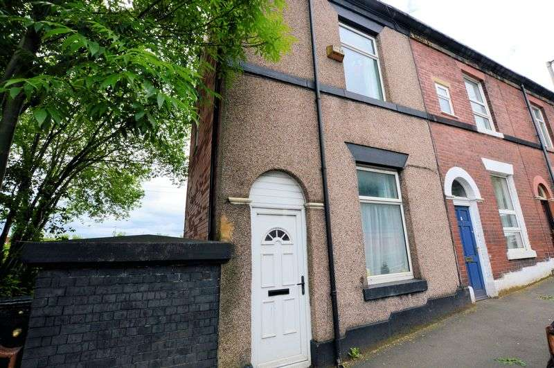 2 Bedrooms Terraced House for sale in Ainsworth Road, Bury