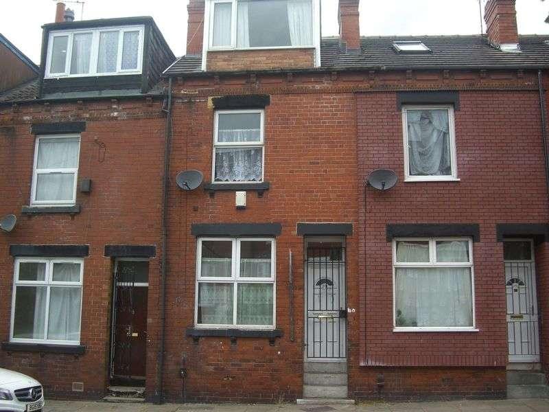 4 Bedrooms Terraced House for sale in Nowell Mount, Leeds