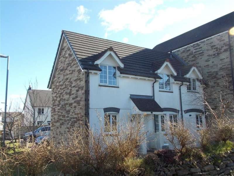 2 Bedrooms Flat for sale in Bluebell Way, Stourscombe, Launceston