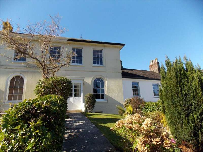 5 Bedrooms Terraced House for sale in Varley Terrace, Liskeard, Cornwall