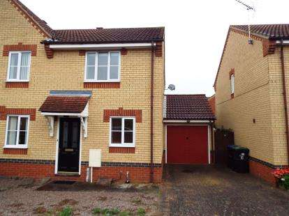 2 Bedrooms Semi Detached House for sale in Witchford, Ely, Cambridgeshire