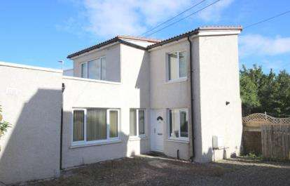 4 Bedrooms Detached House for sale in Crawford Street, Largs