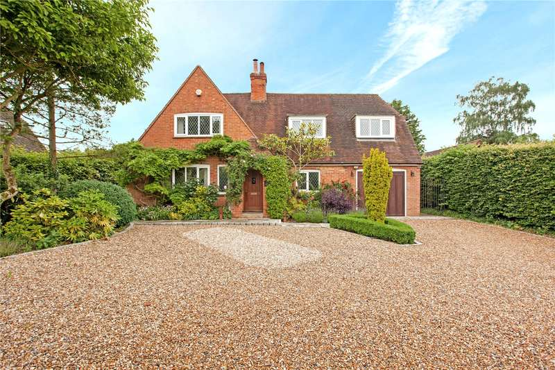 4 Bedrooms Detached House for sale in Dean Lane, Cookham, Maidenhead, Berkshire, SL6