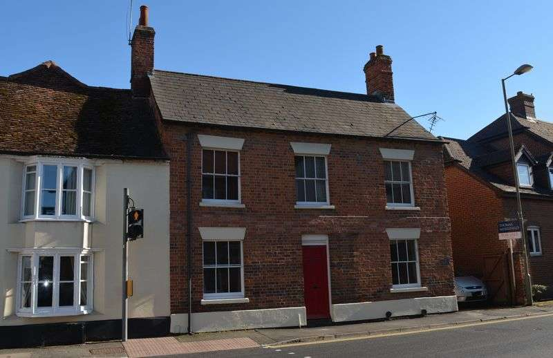3 Bedrooms Cottage House for sale in Portway, Wantage