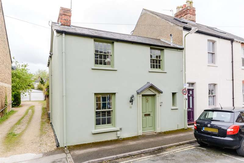 3 Bedrooms End Of Terrace House for sale in Grove Street, Oxford, OX2