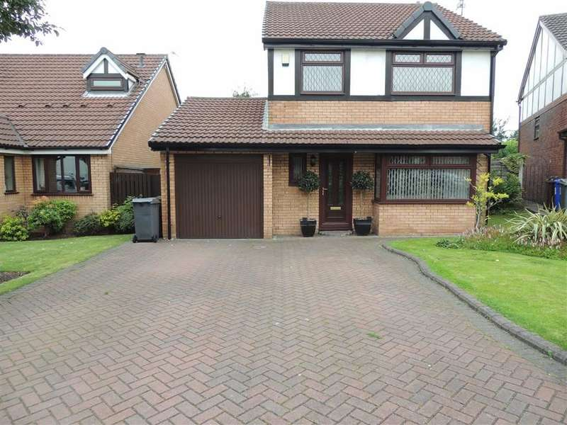 4 Bedrooms Property for sale in Sandringham Avenue, Audenshaw, Manchester