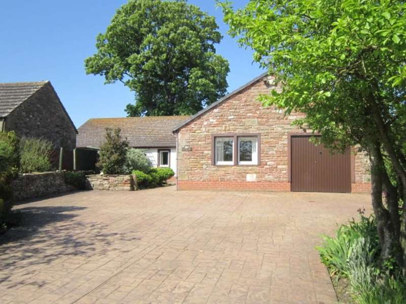 4 Bedrooms Detached Bungalow for sale in Wiggonby, Wigton, CA7