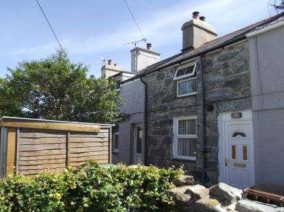 1 Bedroom Terraced House for sale in Tanrallt, Llanllechid, Gwynedd, LL57