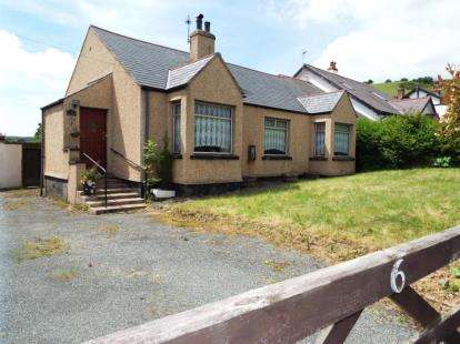 4 Bedrooms Bungalow for sale in Rectory Lane, Llanferres, Mold, Denbighshire, CH7