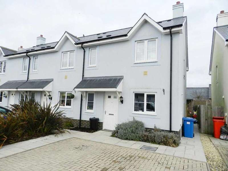 3 Bedrooms End Of Terrace House for sale in Rosemary Close, Crundale, Haverfordwest
