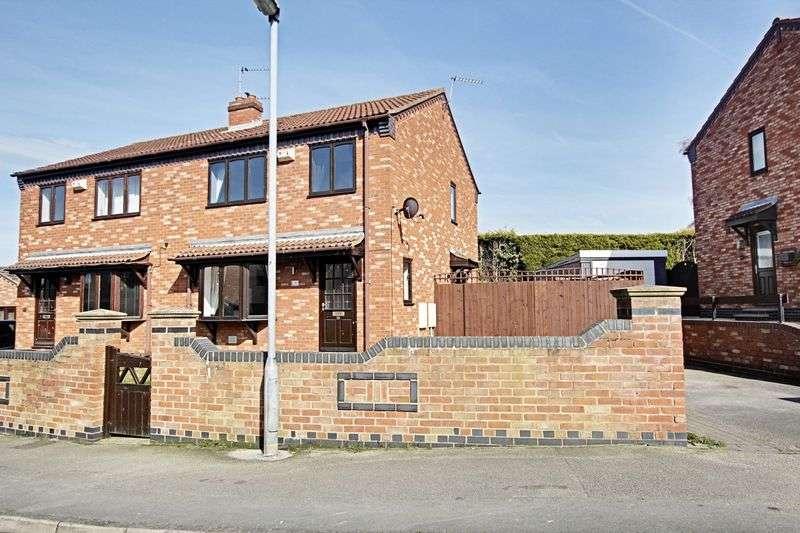 3 Bedrooms Semi Detached House for sale in Elm Tree Farm Road, Burstwick