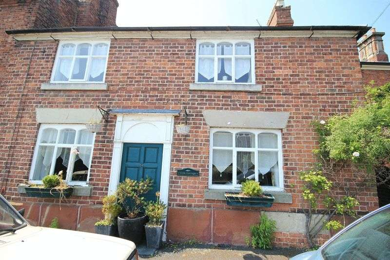 3 Bedrooms Terraced House for sale in 24 Chapel Street, Wem