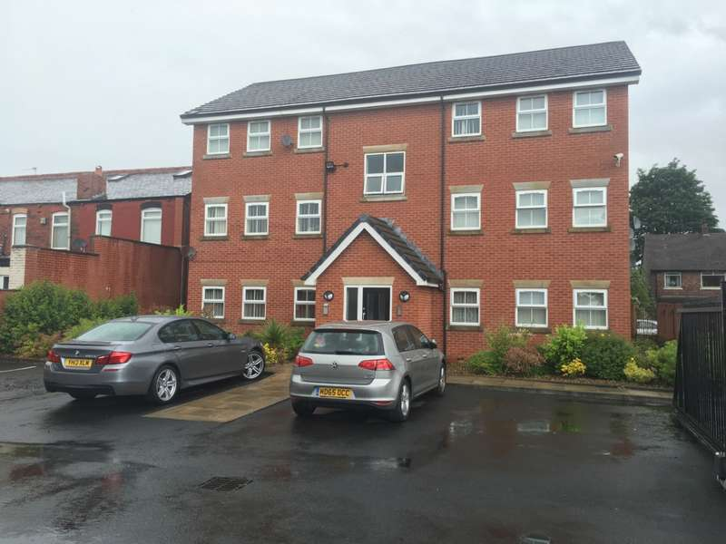 2 Bedrooms Apartment Flat for sale in 12 Lancaster Street, Radcliffe. M26 3TH