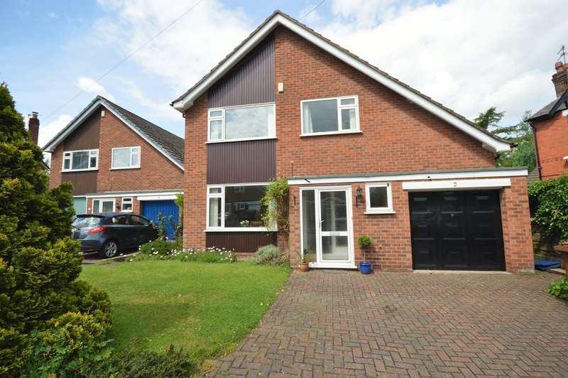 4 Bedrooms Detached House for sale in Penn Green, Cheadle Hulme