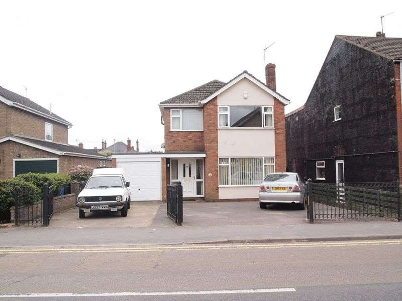 3 Bedrooms Detached House for sale in Fydell Street, Boston